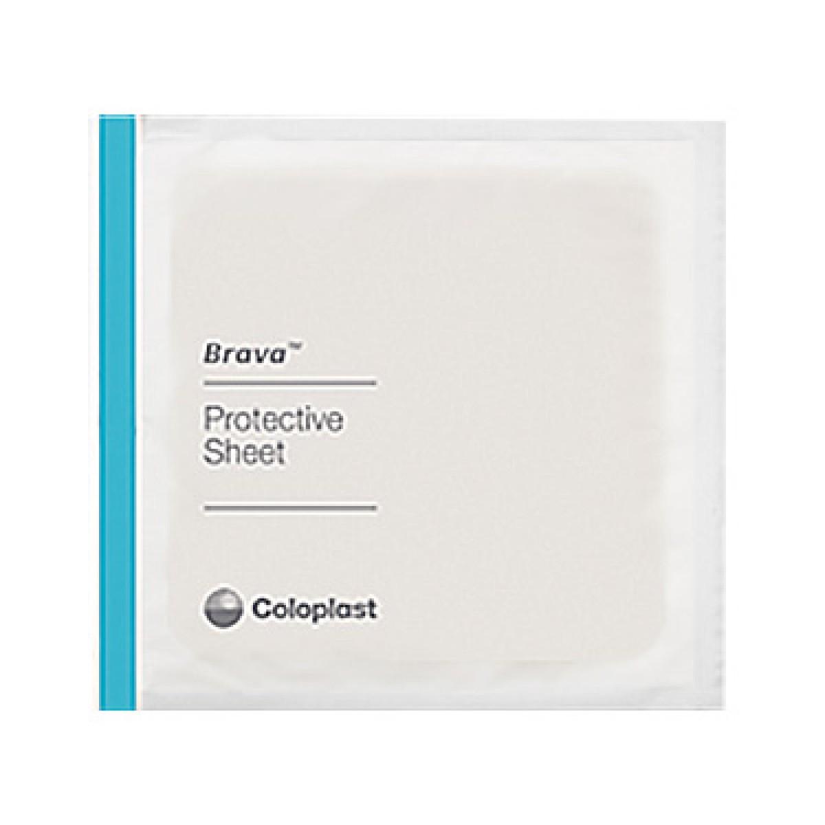 BRAVA PLACA PROTETORA 10 X 10CM 3210 - (COLOPLAST)