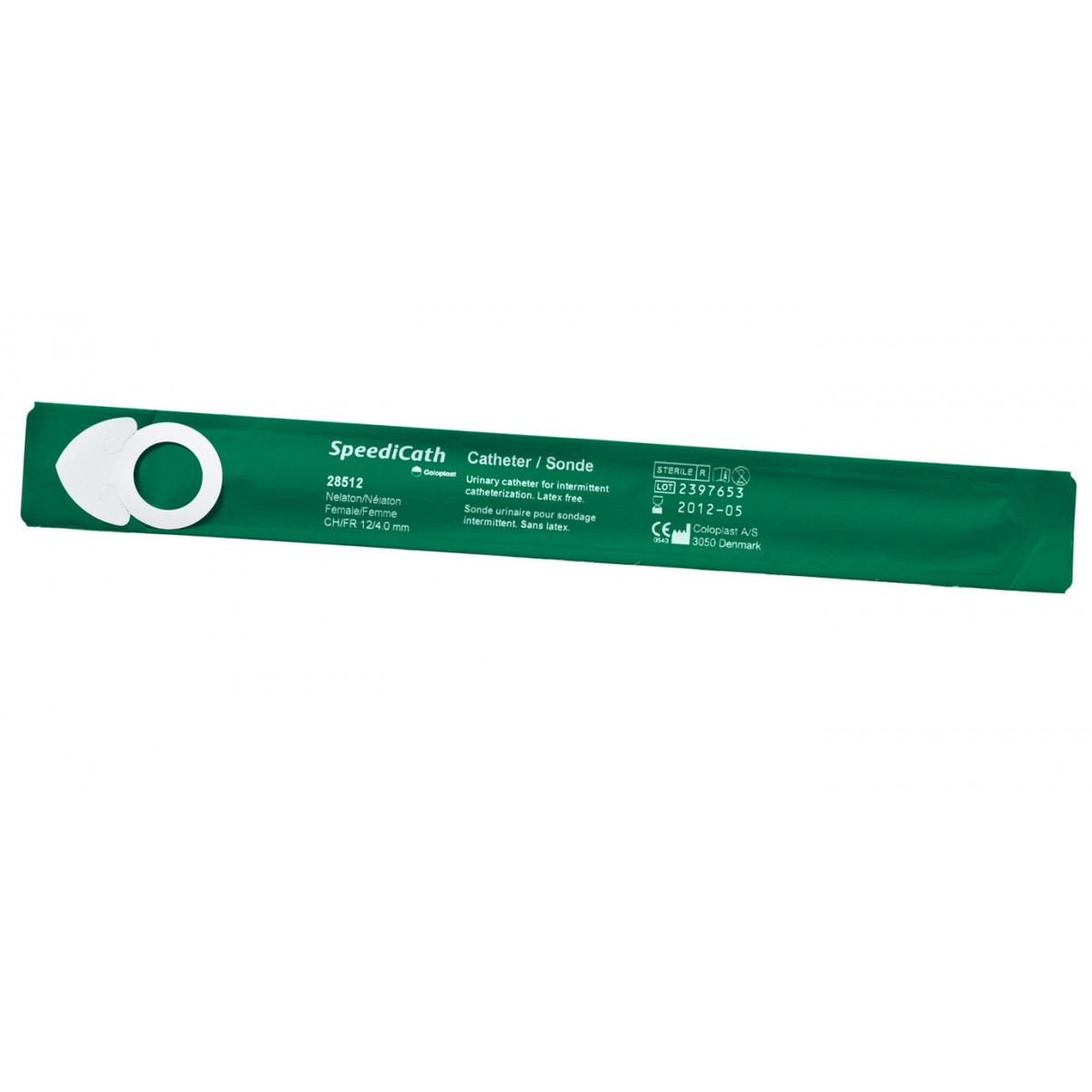 CATETER URINARIO LUBRIF SPEEDICATH FEM CH06 28506 - (COLOPLAST DO BRASIL)