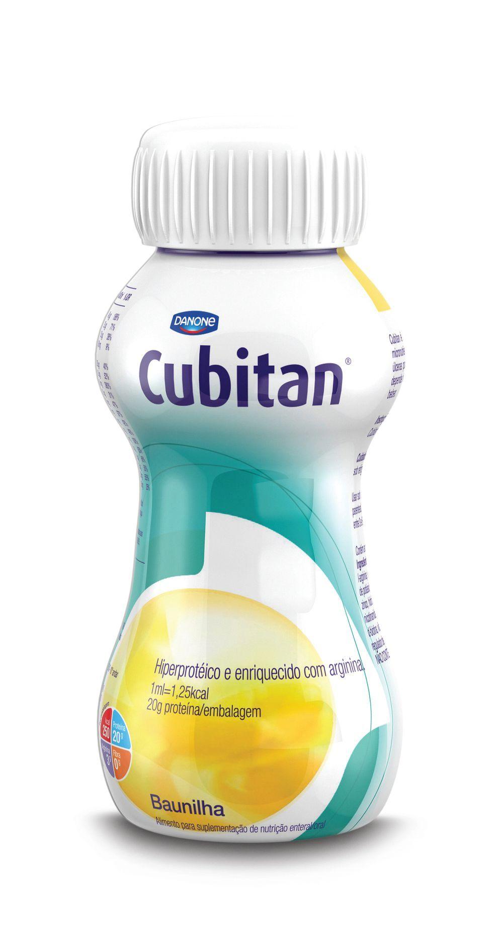 Cubitan Baunilha - 200mL - (Danone)