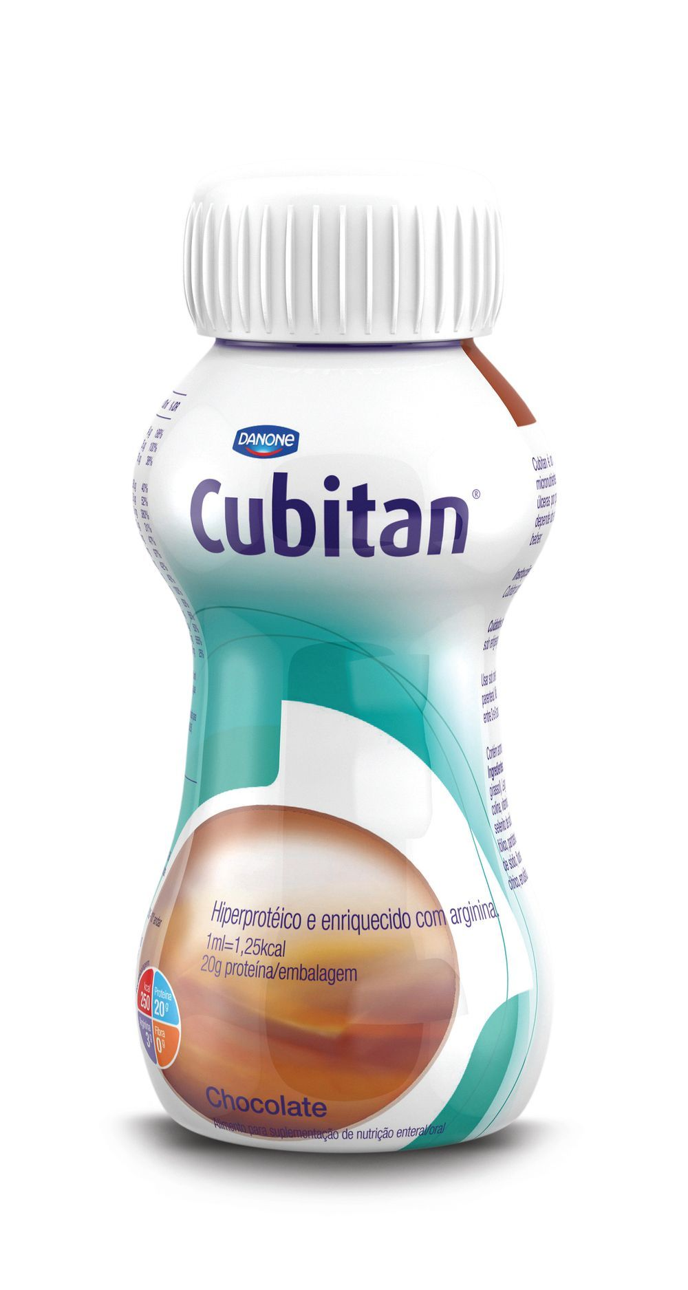 Cubitan Chocolate - 200 mL - (DANONE)