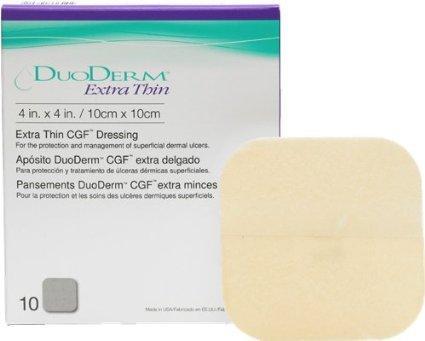 Duoderm Extra Fino 10 X 10 187955/1197973 - (Convatec)