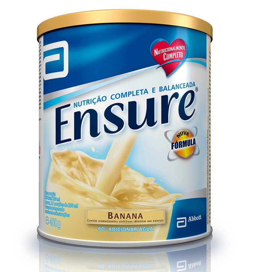 Ensure NG Banana - 400 g - (Abbott)