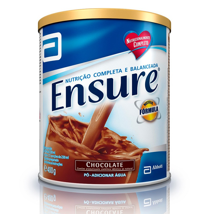 Ensure NG Chocolate - 400 g - (ABBOTT)