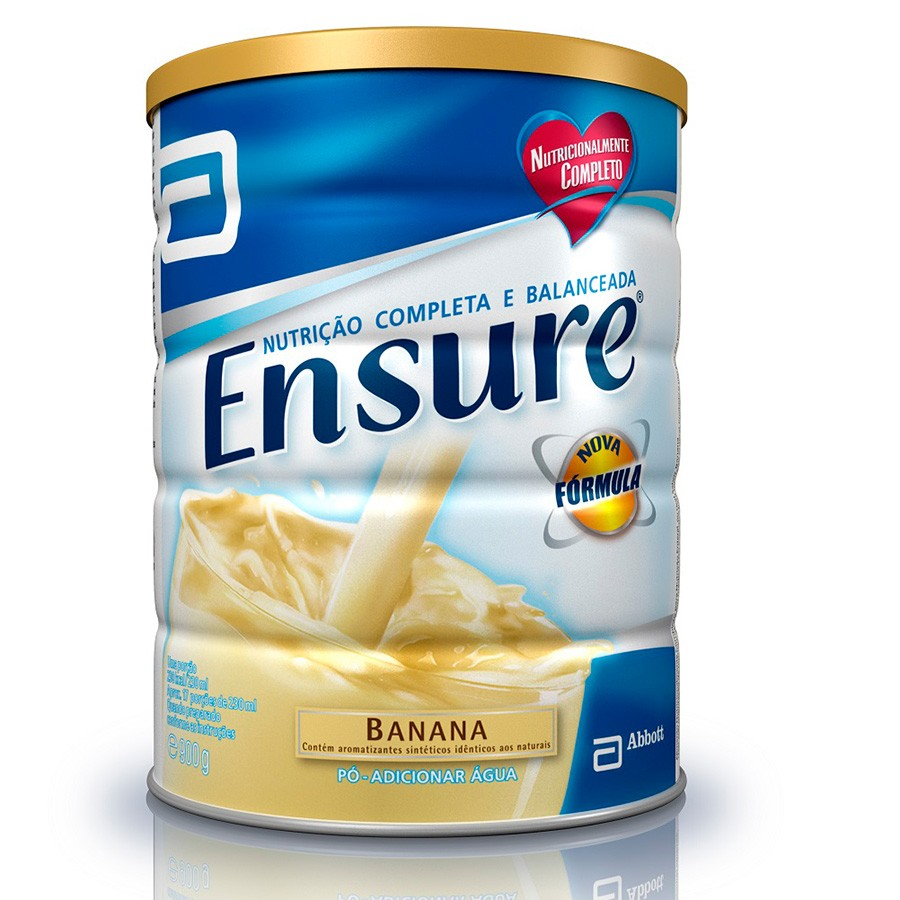 ENSURE NG 900G BANANA - (ABBOTT)