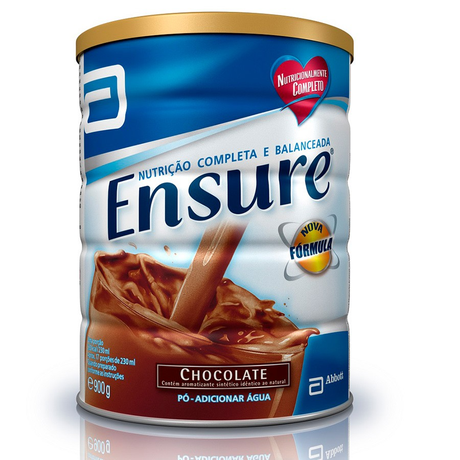 Ensure NG Chocolate - 900 g - (ABBOTT)