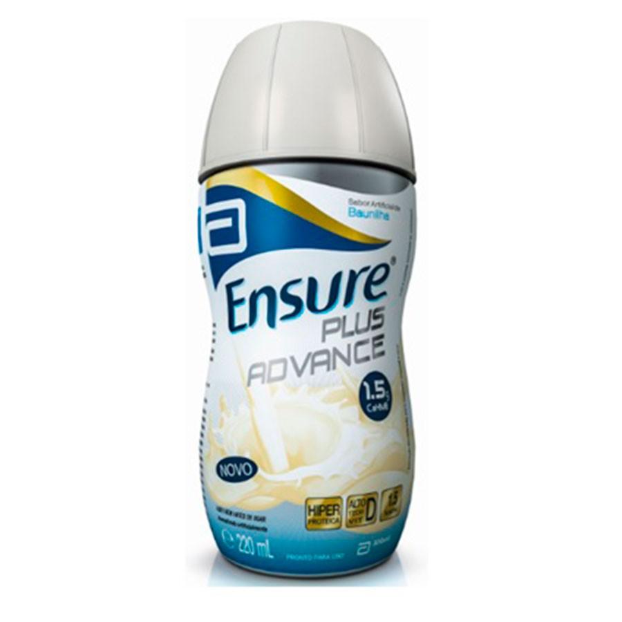 Ensure Plus Advanced Baunilha - 220 mL - (Abbott)