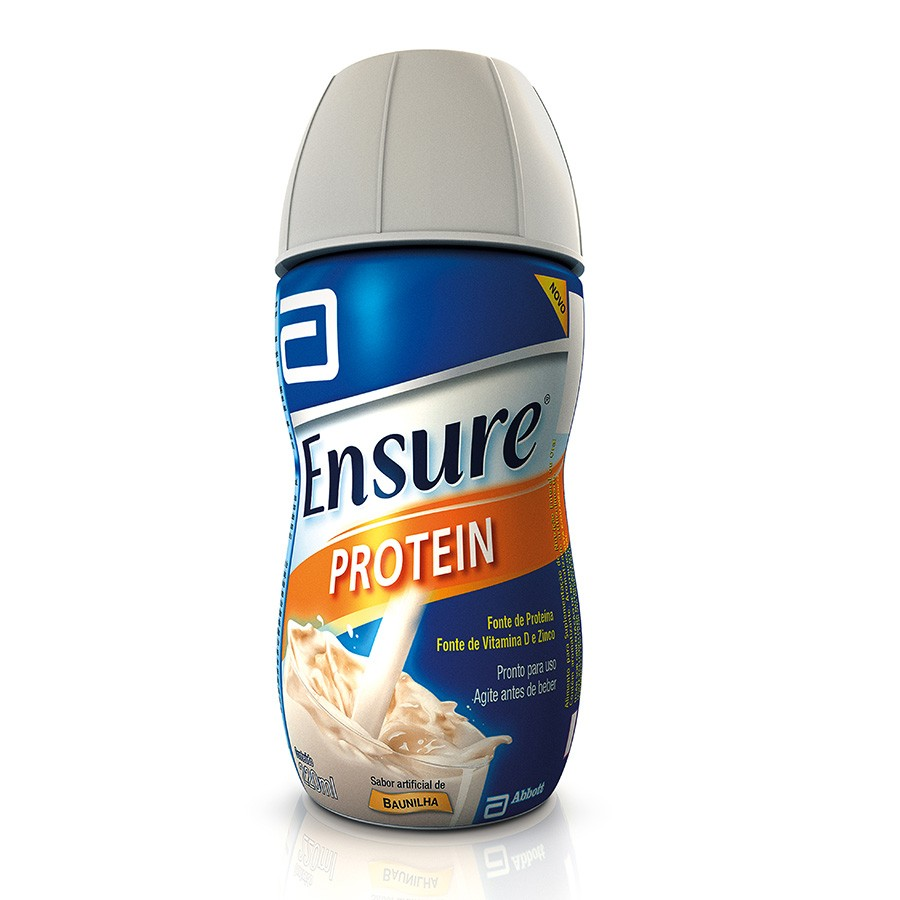 Ensure Protein Baunilha - 220 mL - (Abbott)