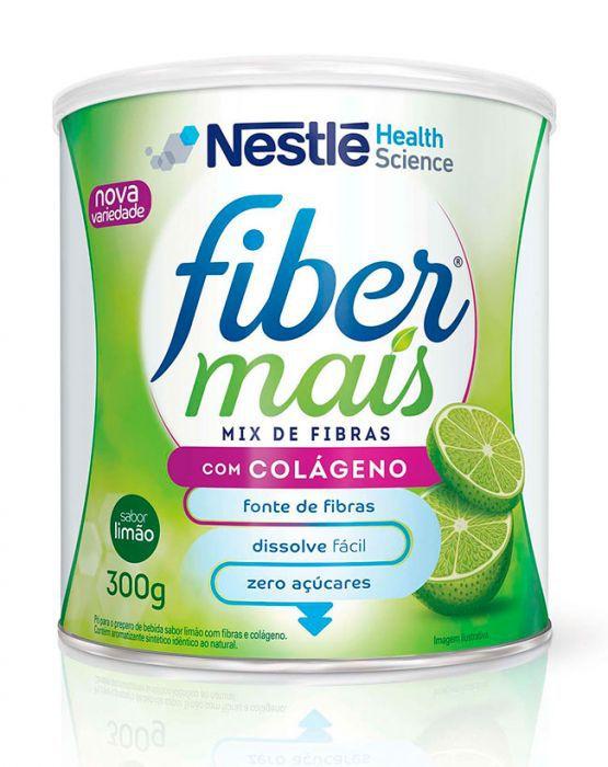 FiberMais® Colágeno Limão 300g - (Nestle)
