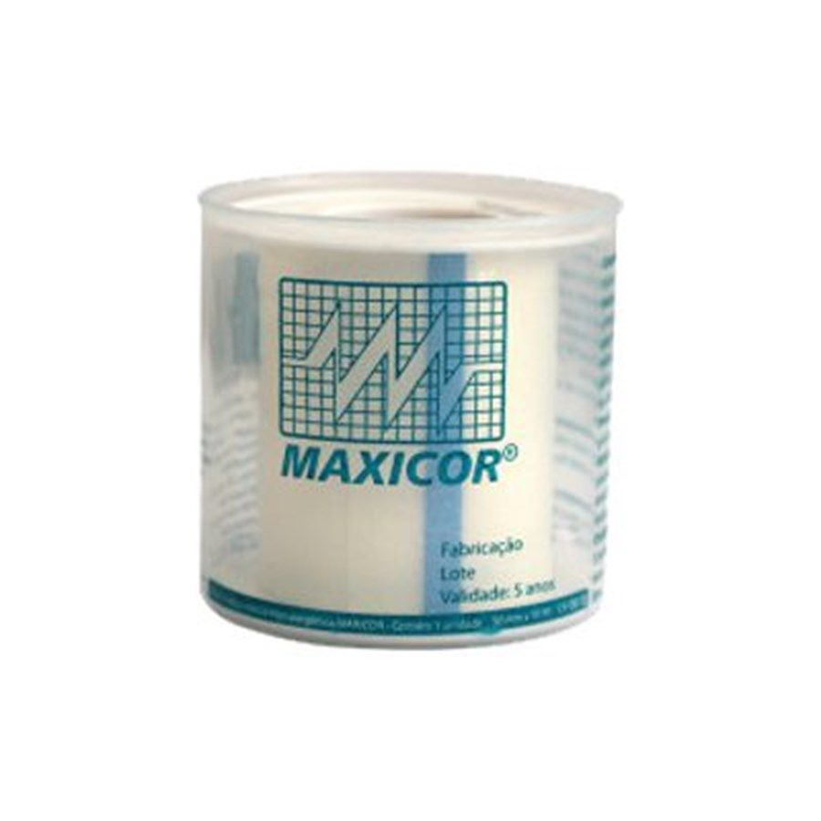 FITA HIPOALERGENICA MAXICOR 50MM X 10MT BRANCA - (MAXICOR)