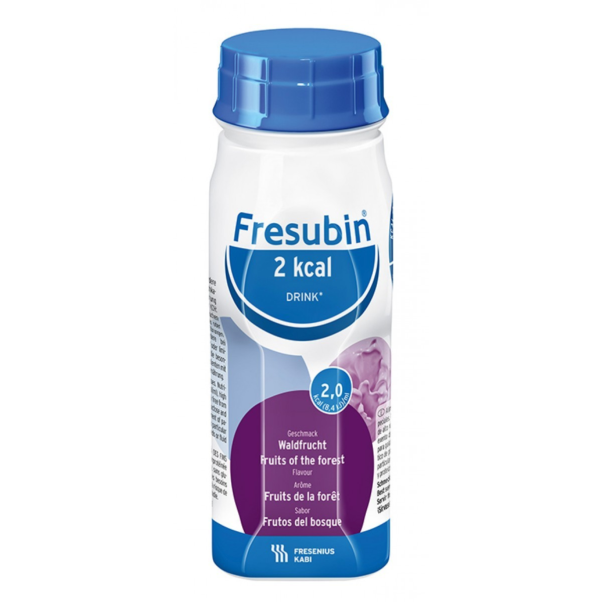 Fresubin 2 Kcal Drink Frutas da Floresta - 200 mL - (Fresenius)
