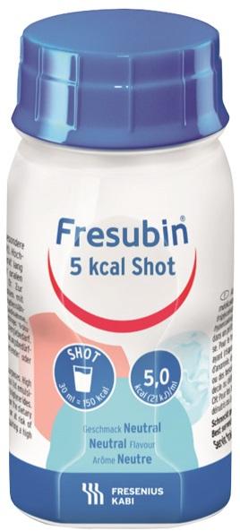 Fresubin 5kcal Shot Drink 120ml - (Fresenius)