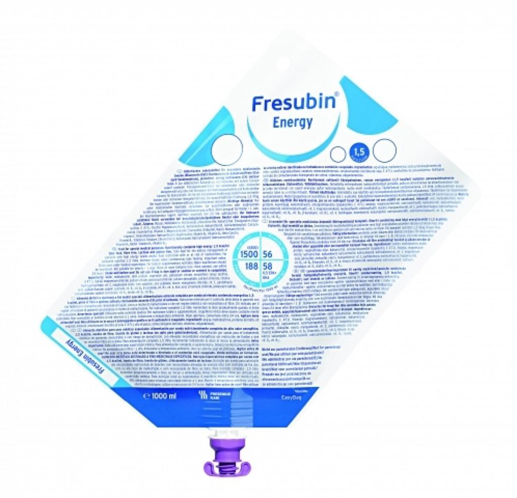 Fresubin Energy Sistema Fechado - 1 L - (FRESENIUS KABI BRASIL LTDA)