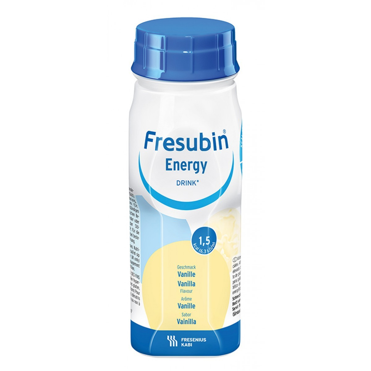 Fresubin Energy Drink Baunilha - 200 mL - (Fresenius)
