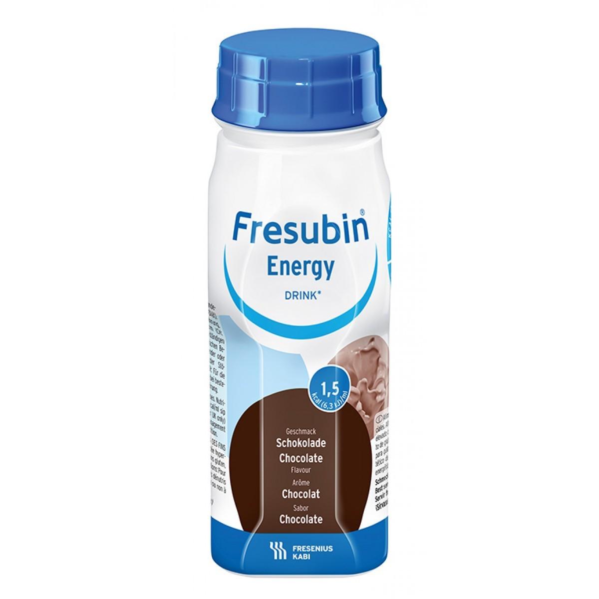 Fresubin Energy Drink Chocolate - 200 mL - (FRESENIUS KABI BRASIL LTDA)