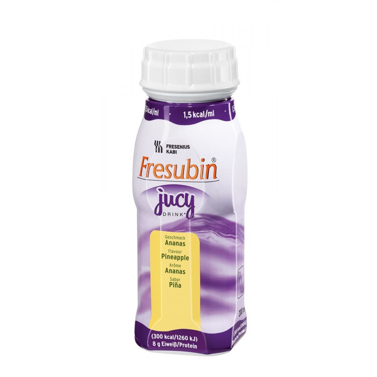 Fresubin Jucy Abacaxi - 200 mL - (Fresenius)