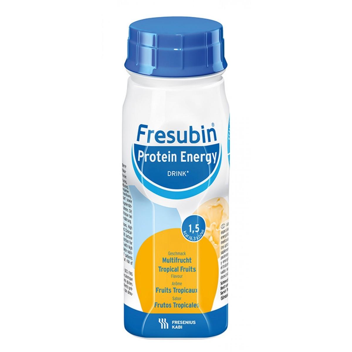 Fresubin Protein Energy Drink Abacaxi - 200 mL - (FRESENIUS KABI BRASIL LTDA)
