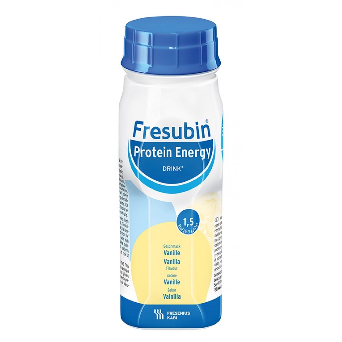 Fresubin Protein Energy Drink Baunilha - 200 mL - (Fresenius)