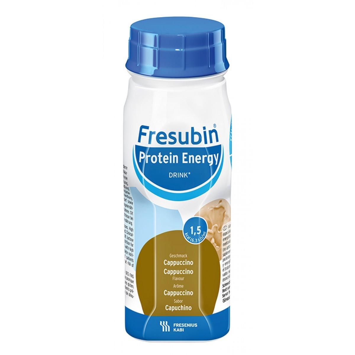 Fresubin Protein Energy Drink Cappuccino - 200 mL - (FRESENIUS KABI BRASIL LTDA)