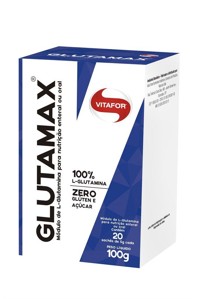 GLUTAMAX 20SCH 5G - (VITAFOR)