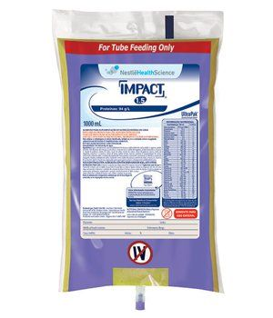 Impact Peptide 1.5 Sistema Fechado - 1 L - (NESTLE)