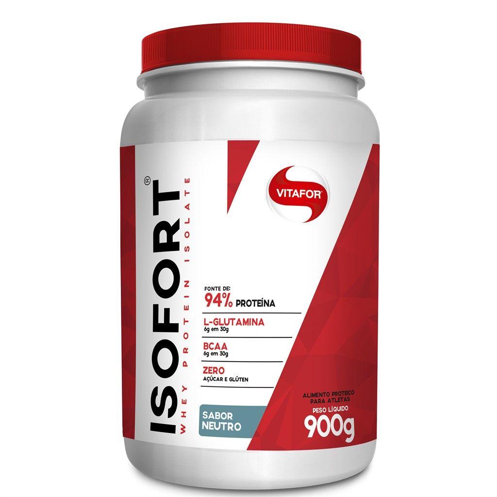 Isofort 900g Neutro - (Vitafor)