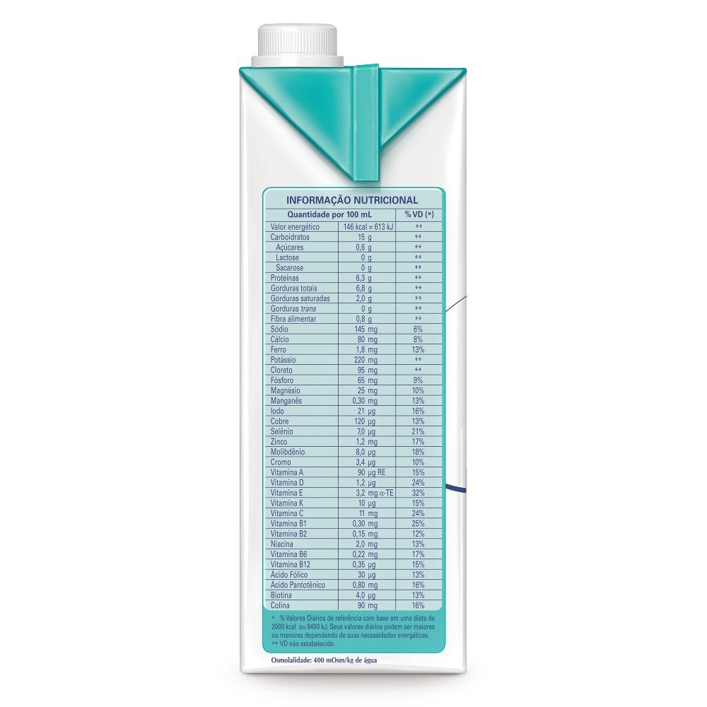 Isosource 1.5 Tetra Square - 1 L - (NESTLE)
