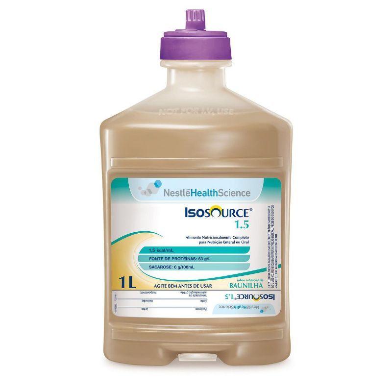 Isosource 1.5 Sistema Fechado - 1L - (Nestle)