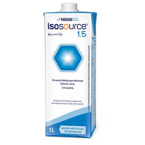 Isosource 1.5 Tetra Square - 1 L - (Nestle)