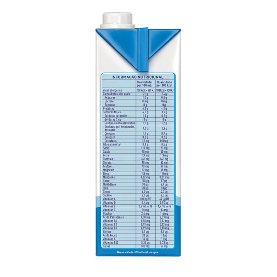 Isosource 1.5 Tetra Square - 1L - (Nestle)
