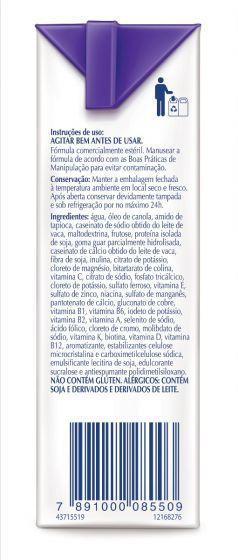 Novasource GC Baunilha Tetra Slim - 200mL - (Nestle)