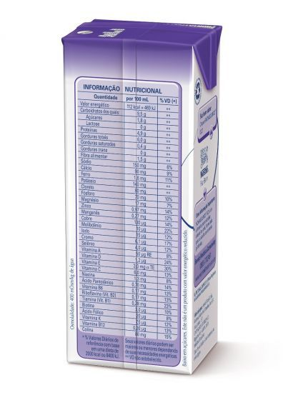 Novasource GC Morango Tetra Slim - 200mL - (Nestle)