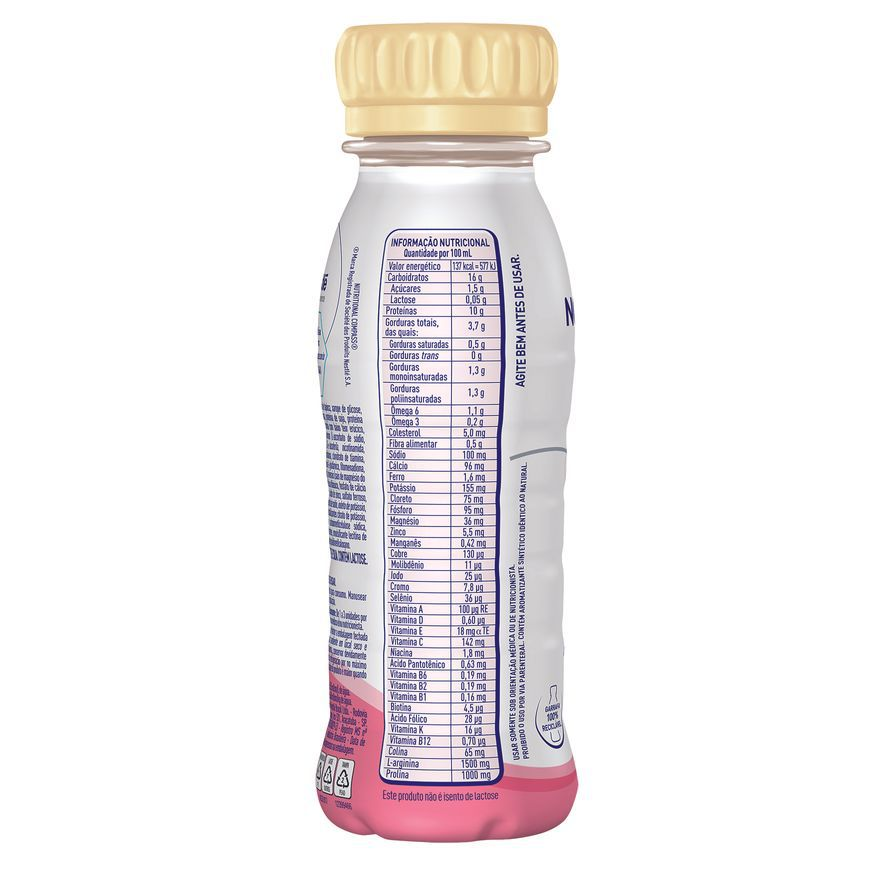Novasource Proline Morango Tetra Slim - 200mL - (Nestle)