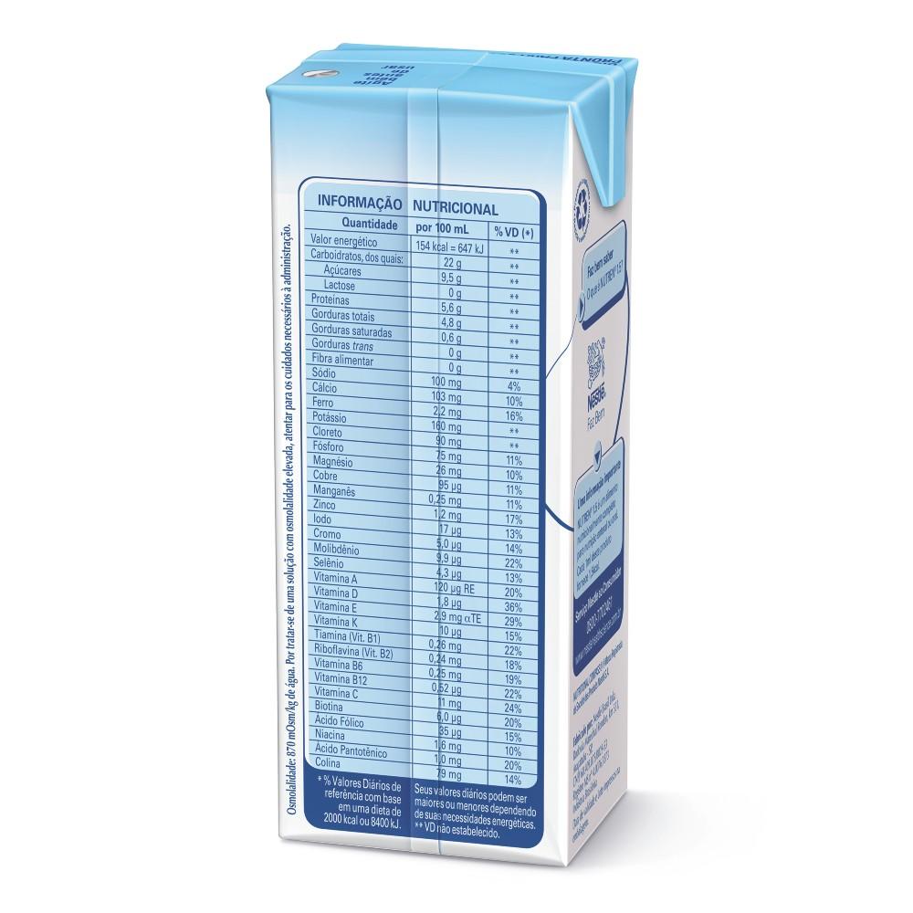 Nutren 1.5 Baunilha - 200mL - (Nestle)