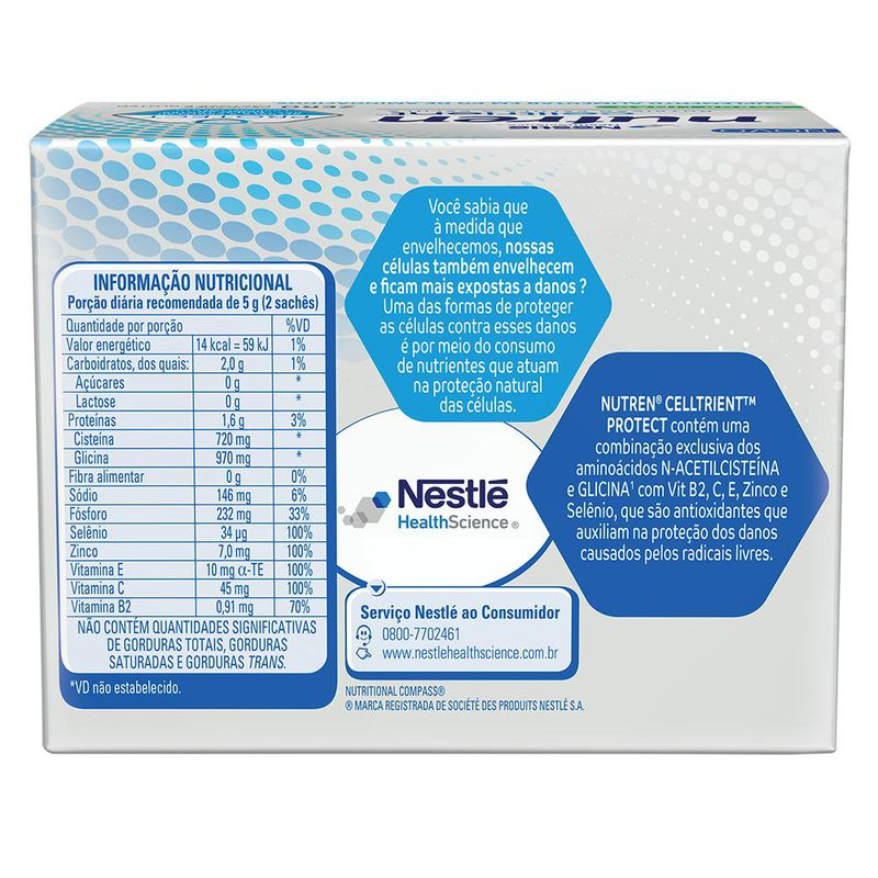 NUTREN Celltrient Protect<br /> - (Nestle)