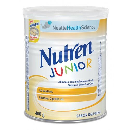 Nutren Júnior Baunilha - 400g - (NESTLE)