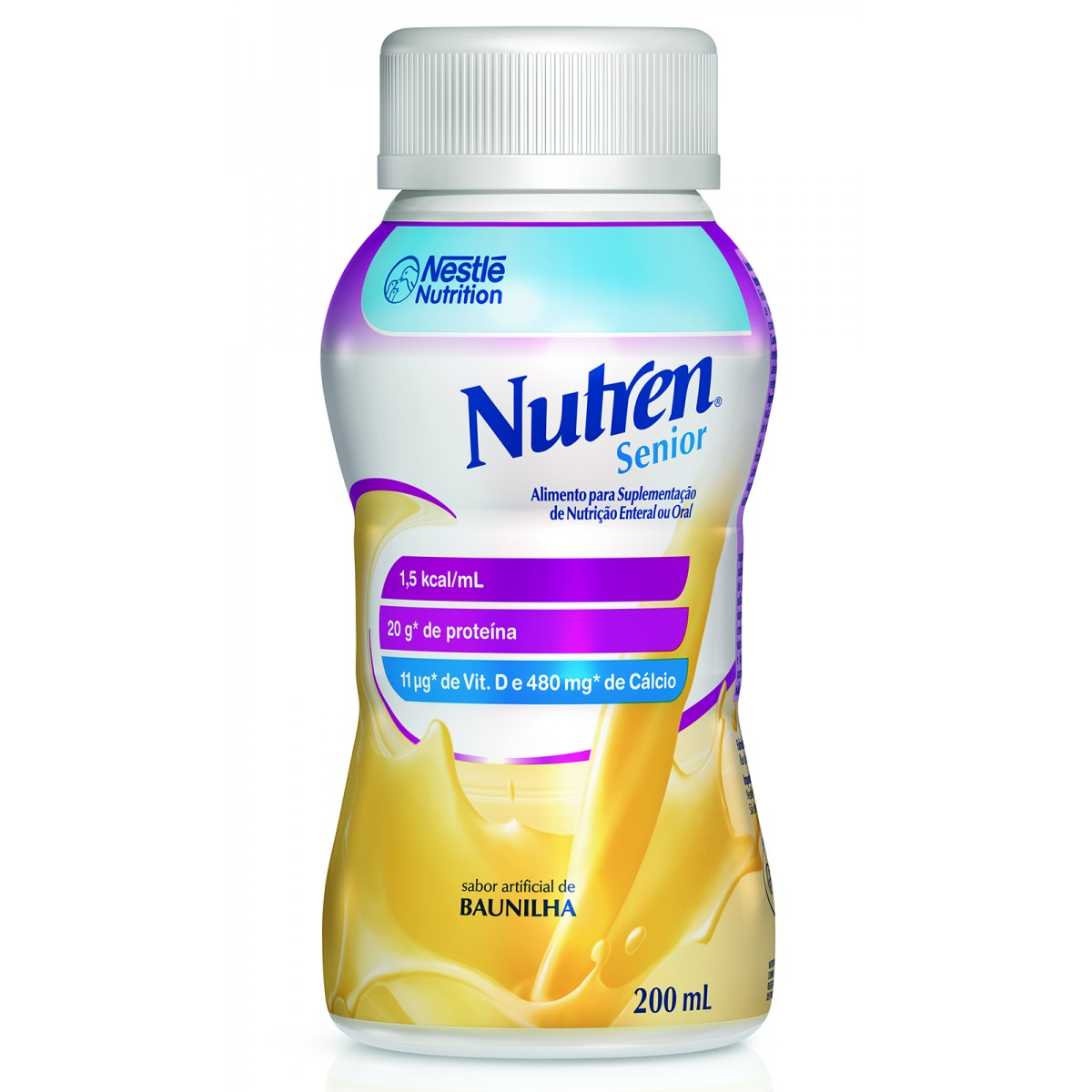 Nutren Senior 1.5 Baunilha - 200 mL - (NESTLE)