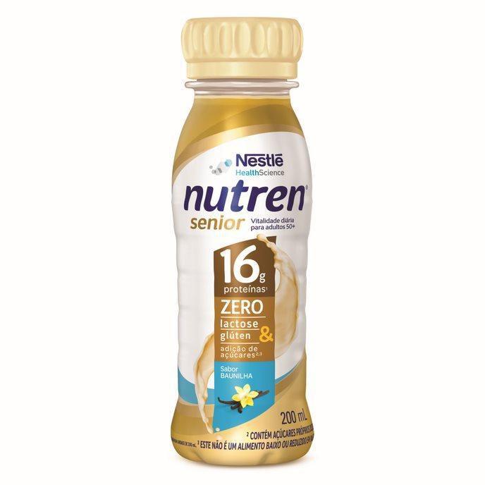 Nutren Senior Baunilha - 200mL - (Nestle)