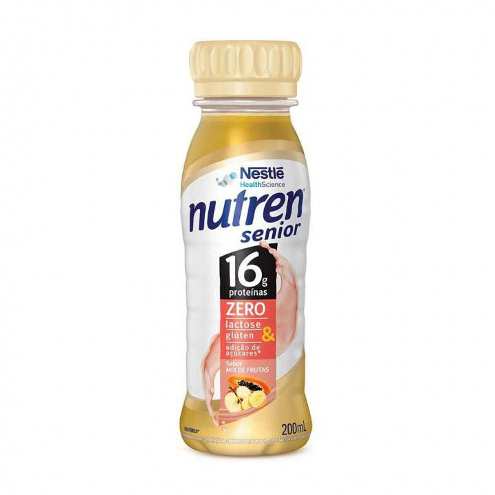 Nutren Senior Mix de Frutas - 200mL - (Nestle)