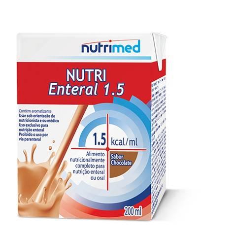 Nutri Enteral 1.5 Chocolate - 200 mL - (Danone)