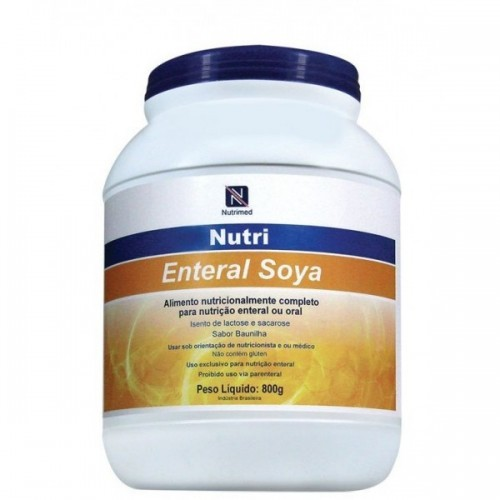 Nutri Enteral Soya - 800 g - (DANONE)