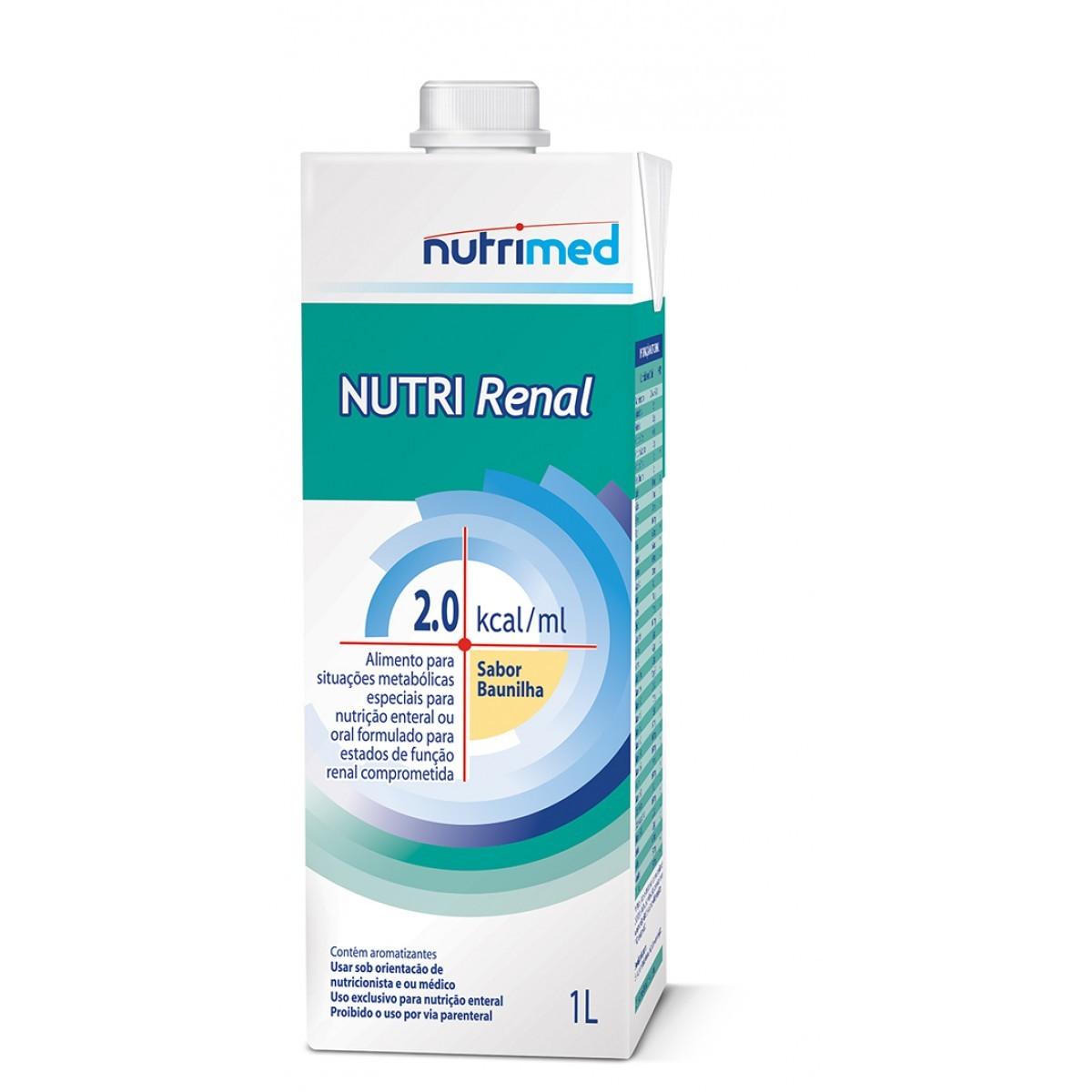 Nutri Renal Tetra Pak - 1 L - (DANONE)