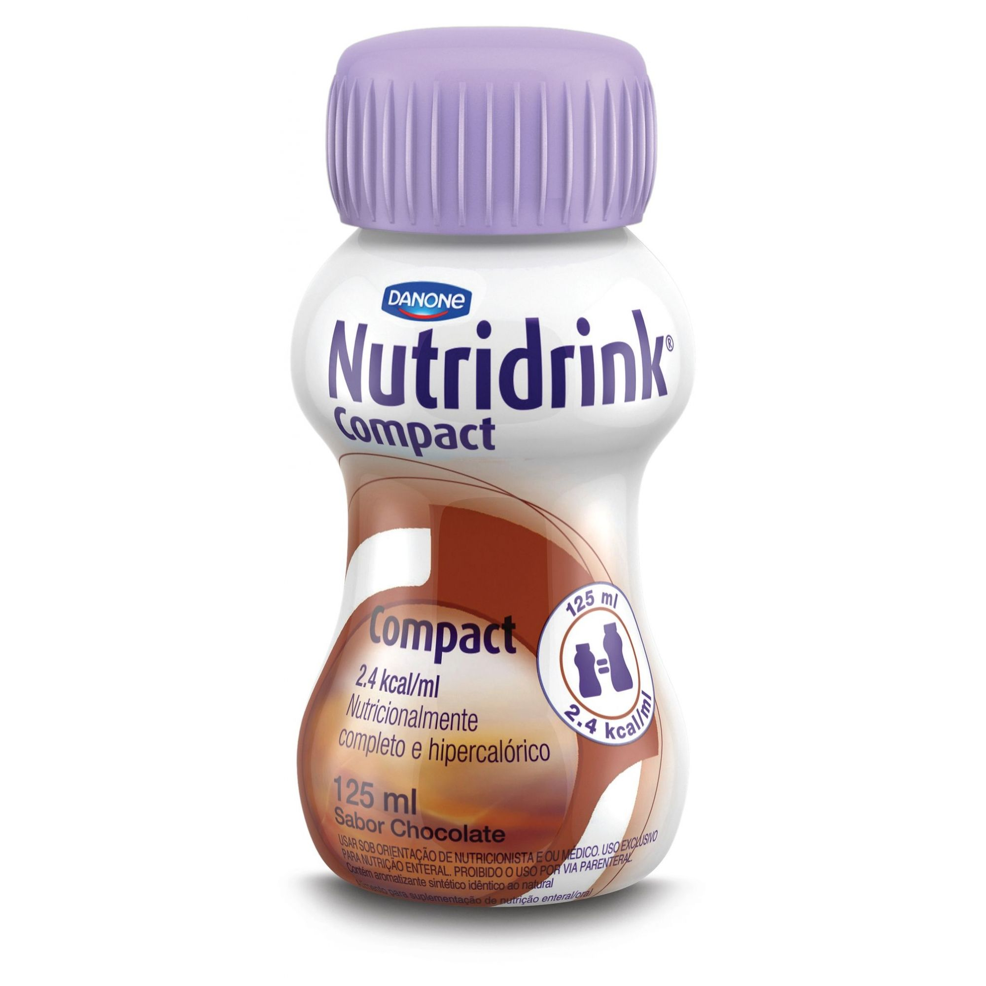 Nutridrink Compact Chocolate - 125mL - (Danone)
