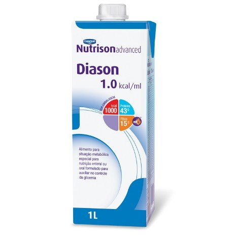 Nutrison Advanced Diason 1L tetra pak - (Danone)