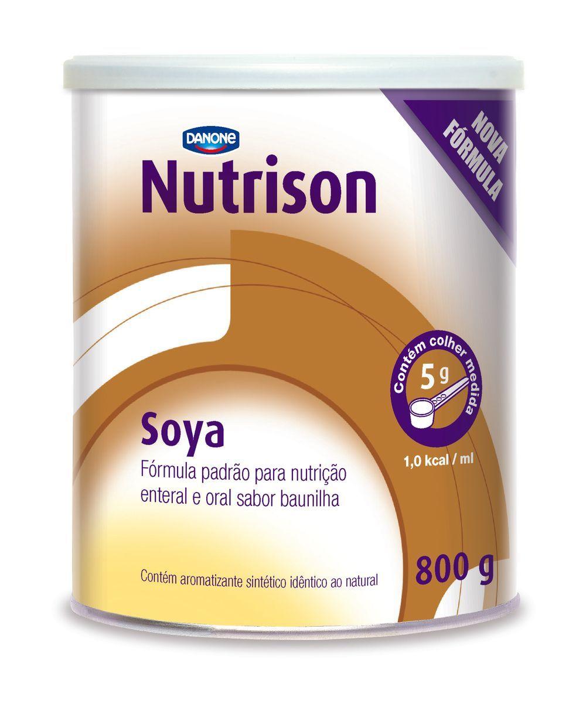 Nutrison Soya 800g - (Danone)