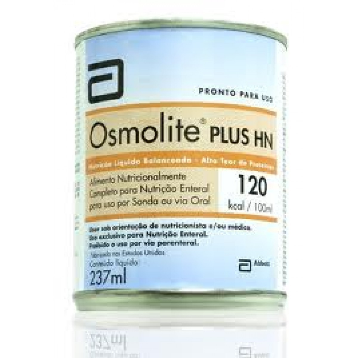 Osmolite Plus HN - 237 mL - (Abbott)