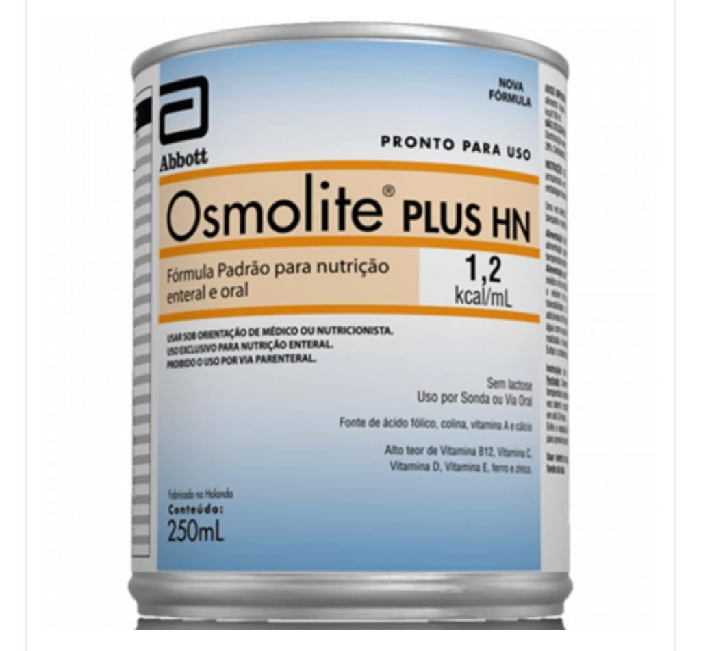 Osmolite Plus HN - 250 mL - (Abbott)