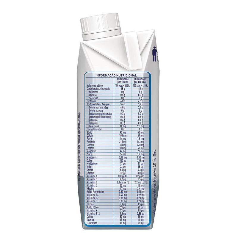 Peptamen 1.5 Líquido - 250mL - (Nestle)