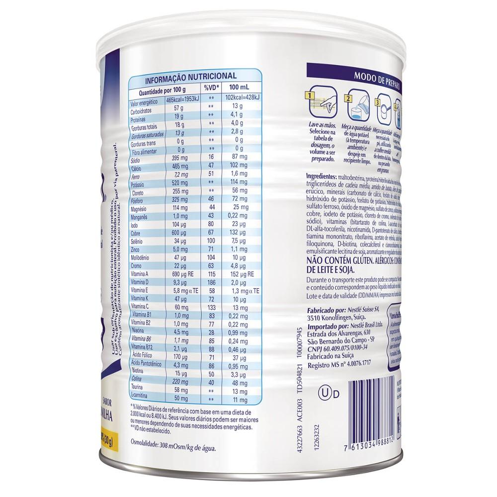 Peptamen Baunilha em Pó - 400g - (Nestle)