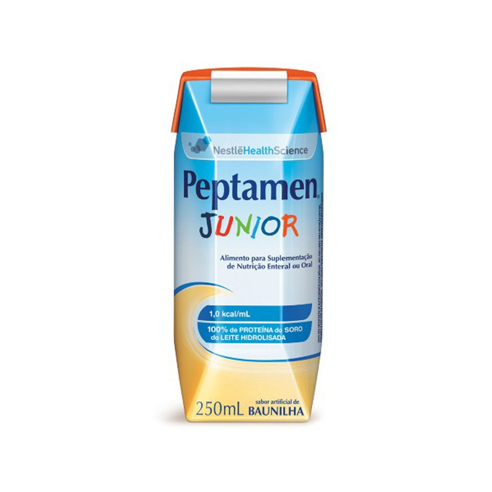 PEPTAMEN JUNIOR 250ML BAUNILHA - (NESTLE)