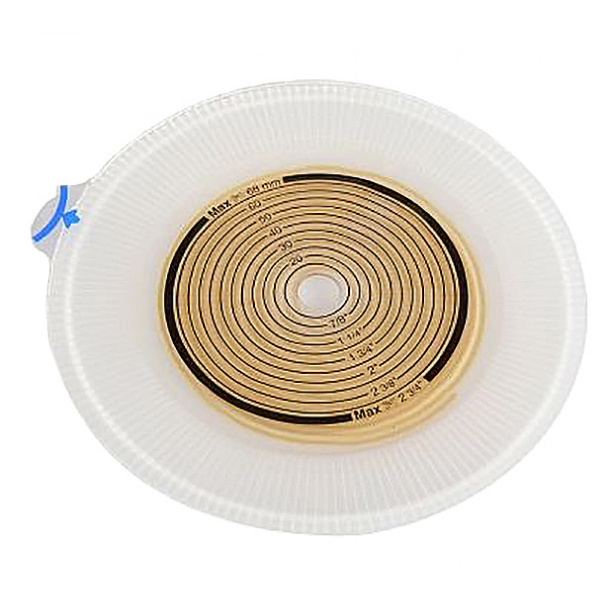 Placa 10-88mm 90mm Easiflex 14309/17823 - (Coloplast)